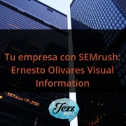 Ernesto Olivares Visual Information