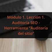 curso gratuito auditoria seo